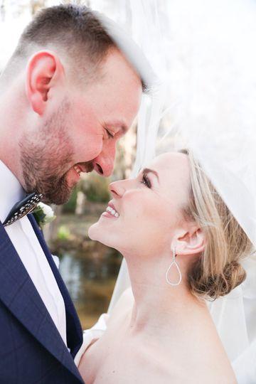 Veil wedding photos