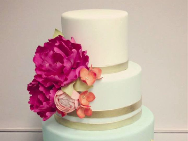 Tmx 1413878171160 Wedding Cake 8 08192014nz Little Falls wedding planner