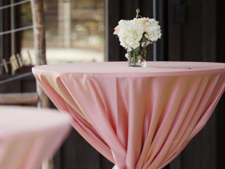 Tmx 1418149499411 Blush Pink Wedding Cocktail Hour Little Falls wedding planner