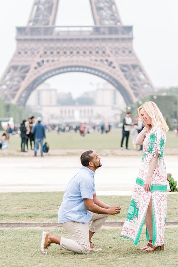 Kelli's Surprise Proposal