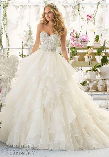 Allure Bridal Salon - Dress & Attire - Livonia, MI - WeddingWire