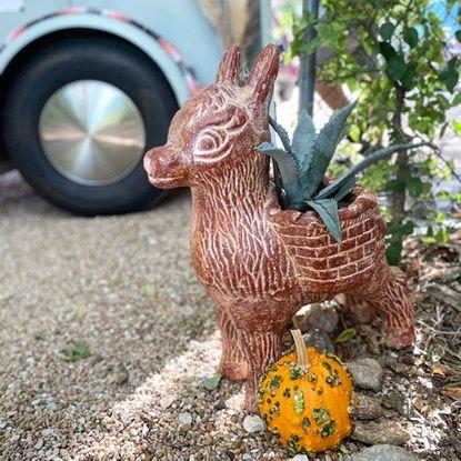 Mule ornament