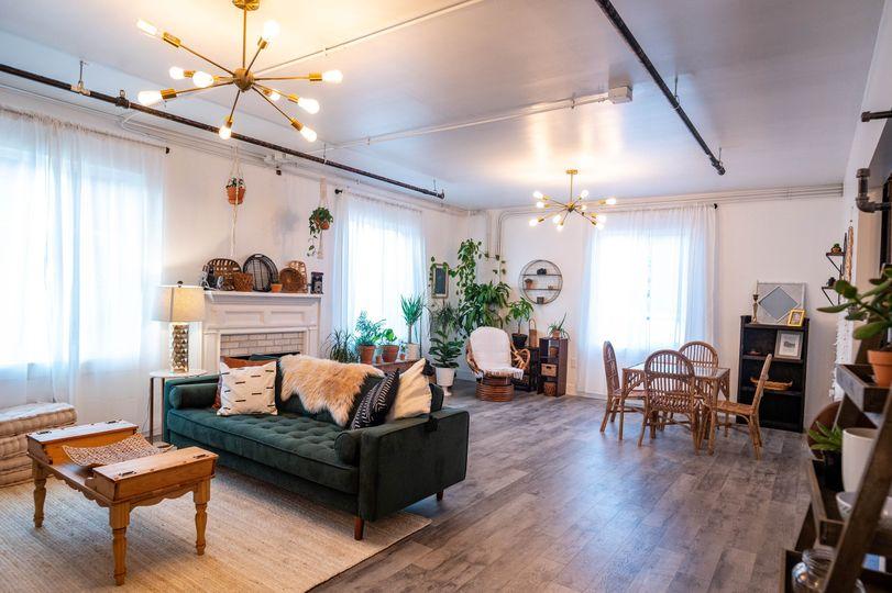 Abundant room for relaxing
