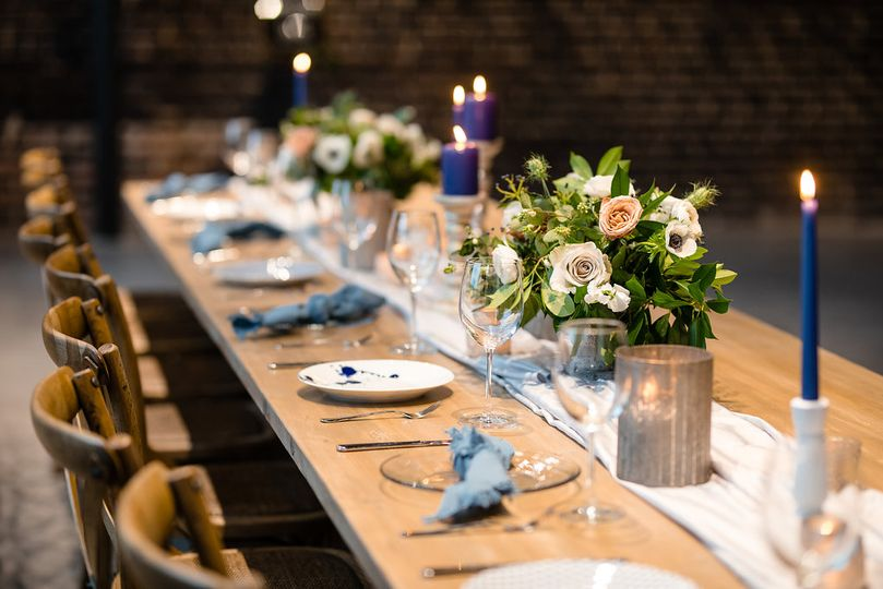 Farm Tables In House