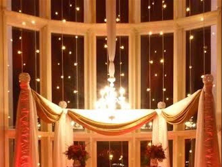 Tmx 1430945073466 Goldivorycrystalreceptionstage Arvada wedding eventproduction