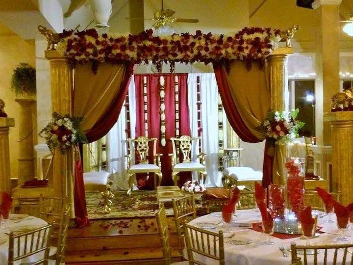 Tmx 1430945088803 Goldpillarsfloralmandap Arvada wedding eventproduction