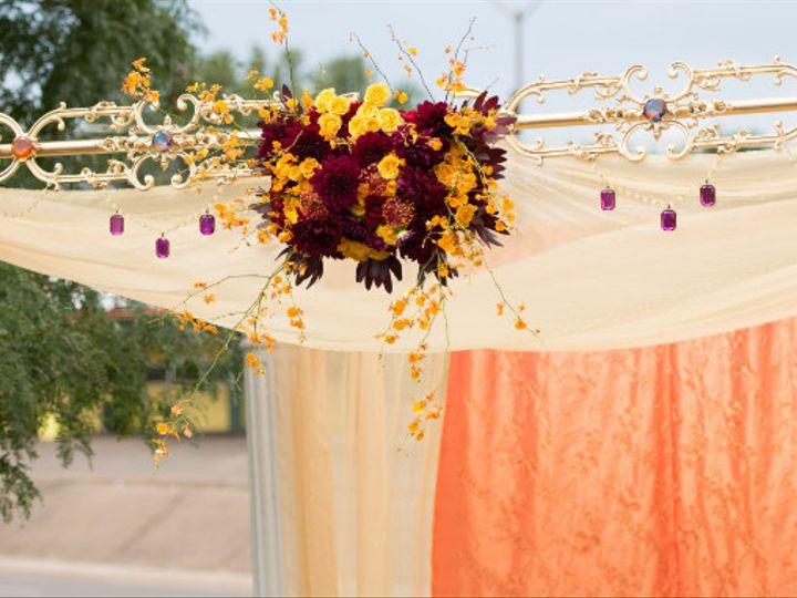 Tmx 1430945140418 Ornatemetalcrystalmandap Arvada wedding eventproduction