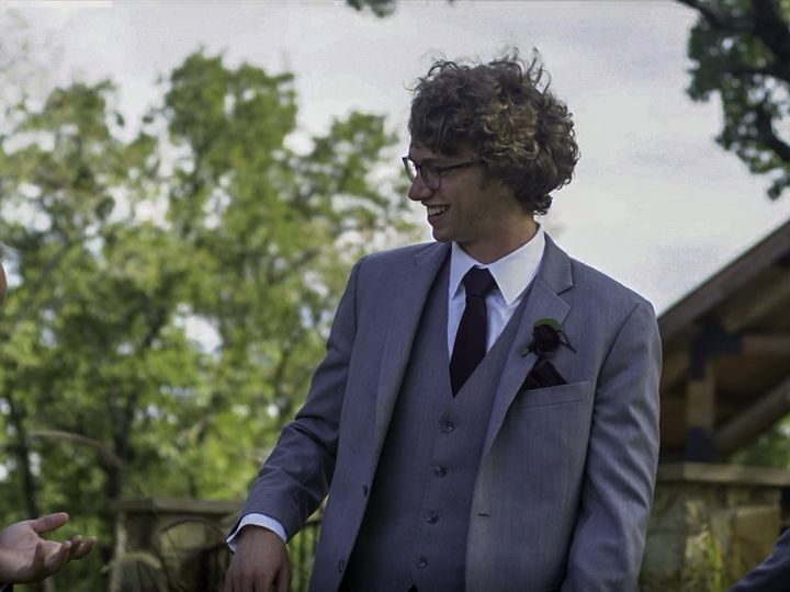 Tmx Groom 02 51 1981283 159673776281240 Allen, TX wedding videography