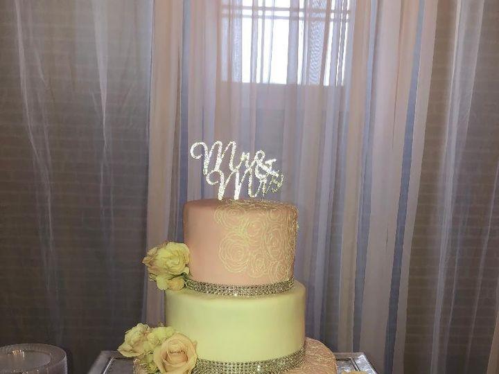 Tmx Lace Wedding Cake 2019 51 1902283 157971352273442 Jackson, MS wedding cake
