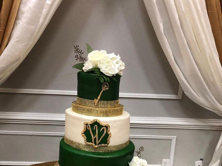Tmx Williams Wedding Cake12 28 19 51 1902283 157971358075134 Jackson, MS wedding cake