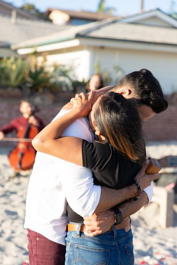Cello proposal  (photo H. Lee)