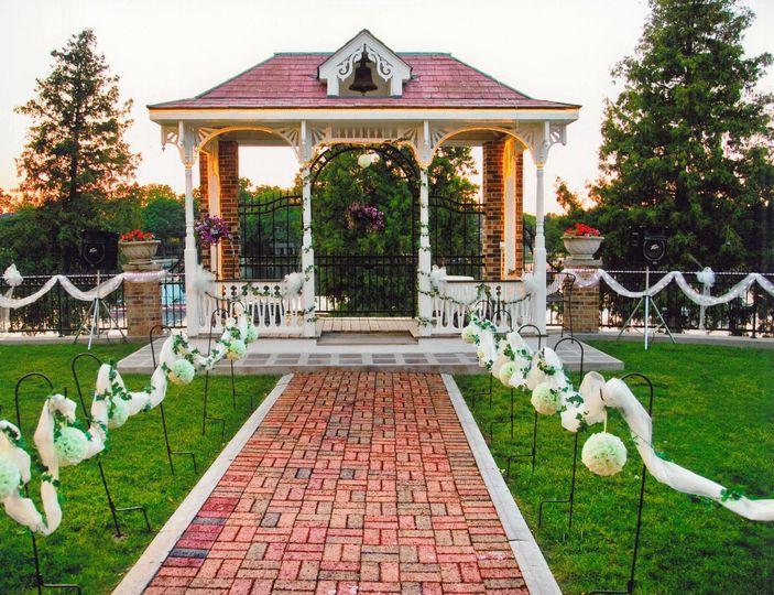 Weissgerber's Golden Mast wedding venue