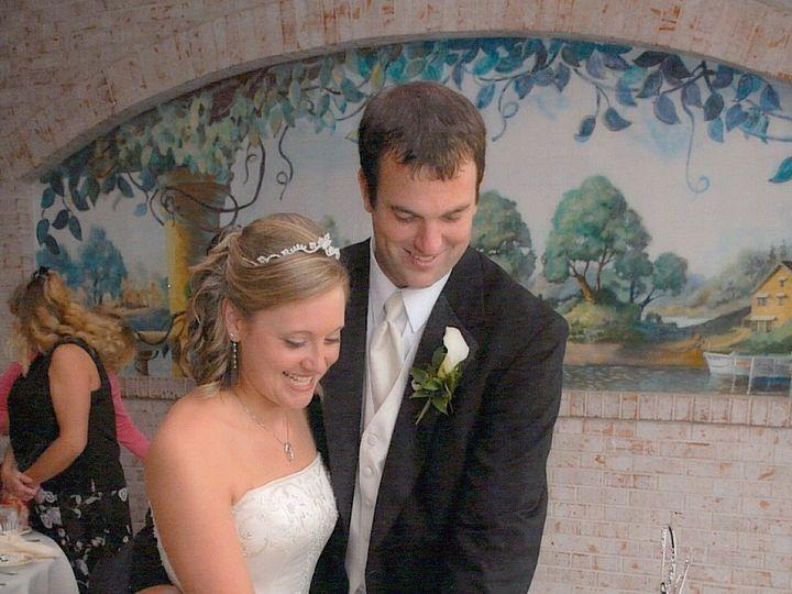 Tmx 1394045538640 Couple Cutting Cak Okauchee wedding venue