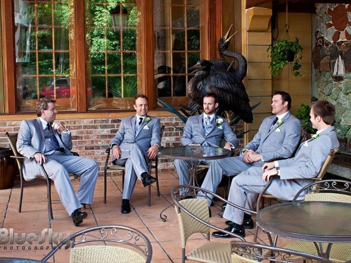 Tmx 1394049719198 6 24 11 Groomsmen  Okauchee wedding venue