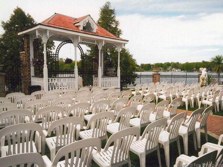Tmx 1518203505 E8393f31905481ed 1518203503 5fec92836fc7f0b5 1518203501682 1 Gazebo   Ceremony  Okauchee wedding venue