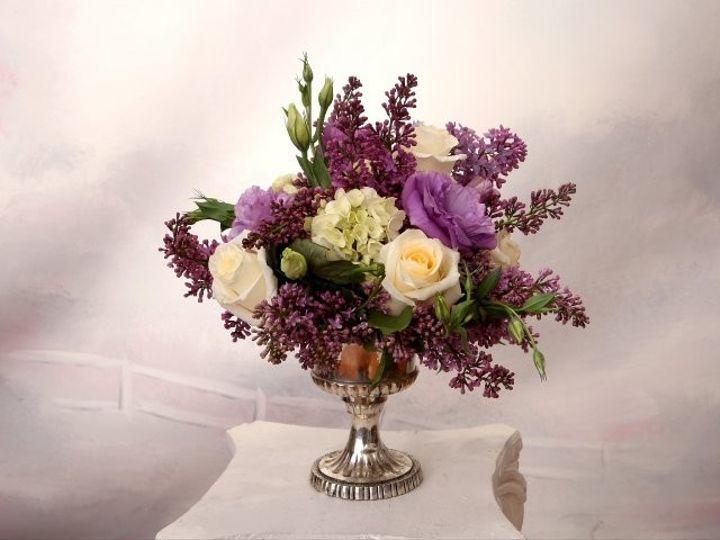 Tmx 1391006167910 Torri Silver Bowl Centerpiec Chester wedding florist