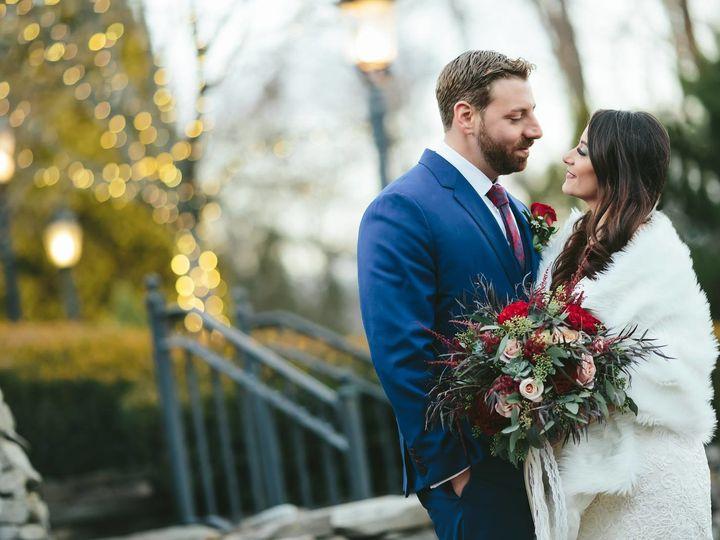 Tmx 1510691773671 Winter Bridal Bouq Chester wedding florist