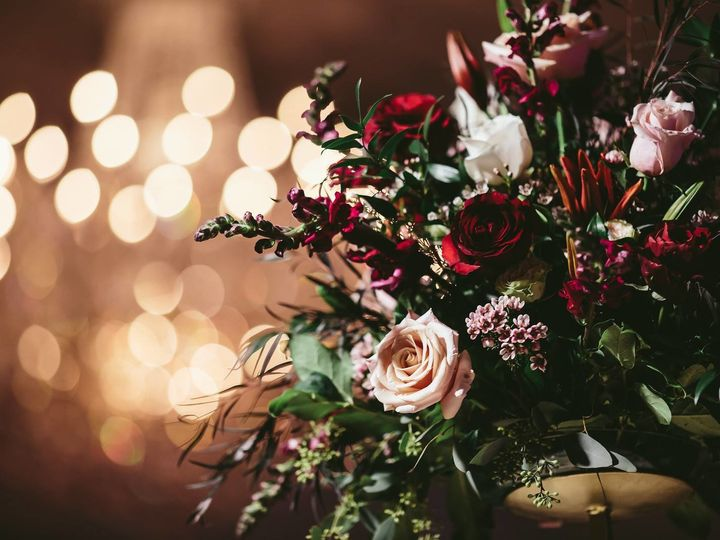 Tmx 1510691782609 Winter Centerpiece Chester wedding florist