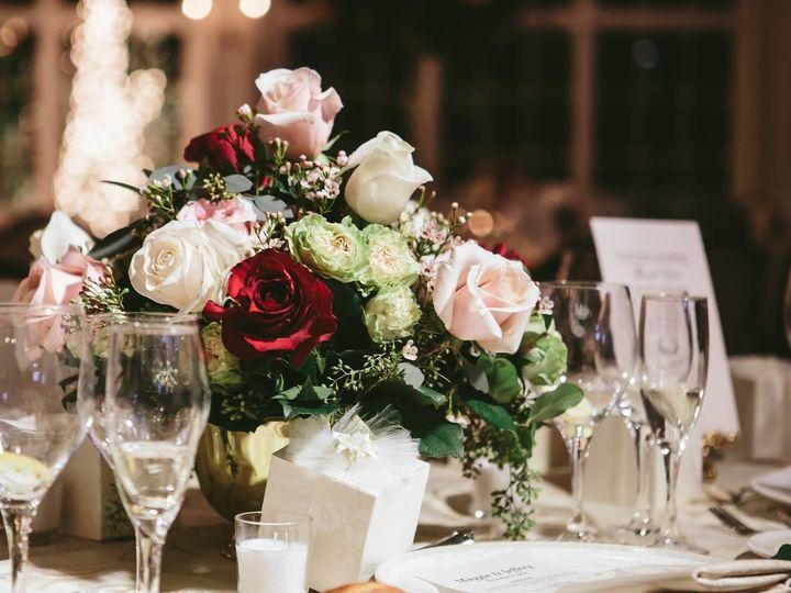 Tmx 1510691795332 Winter Low Centerpiece Chester wedding florist