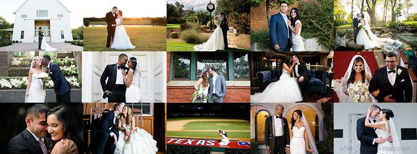 Monica Salazar - Dallas Wedding Photographer