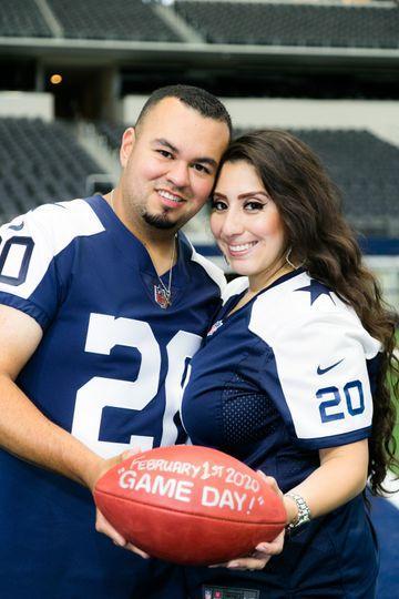 Dallas Cowboys Engagement
