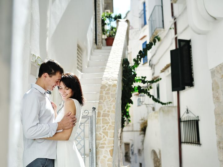 Tmx Romantic Couple Bride And Groom In Wedding Day In Sperloga Itay Europe 51 1873283 1567111392 Raleigh, NC wedding videography