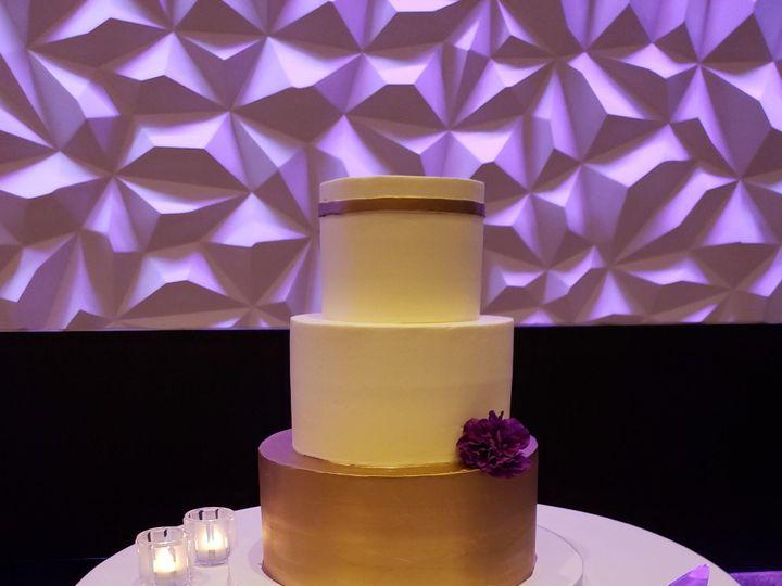 Tmx Gold Cake 51 993283 1562610233 Washington, DC wedding venue
