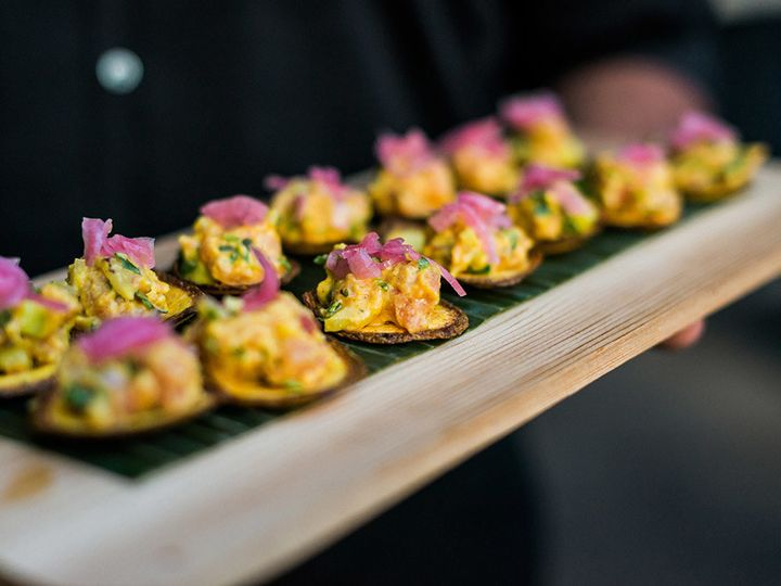 Tmx 1506023188997 Ceviche Tostaditas Los Angeles, CA wedding catering