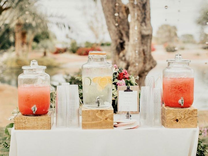 Tmx Beverage Station 51 404283 Los Angeles, CA wedding catering