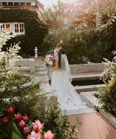 Magical courtyard images