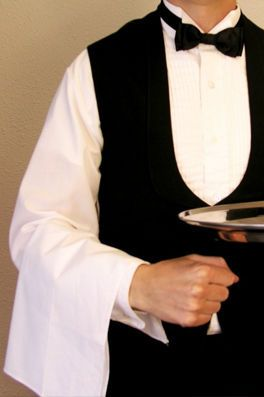 Waiter on call