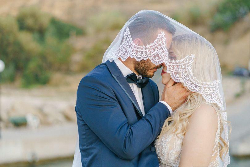 Scalloped veil - Photography -Eikonotopio-