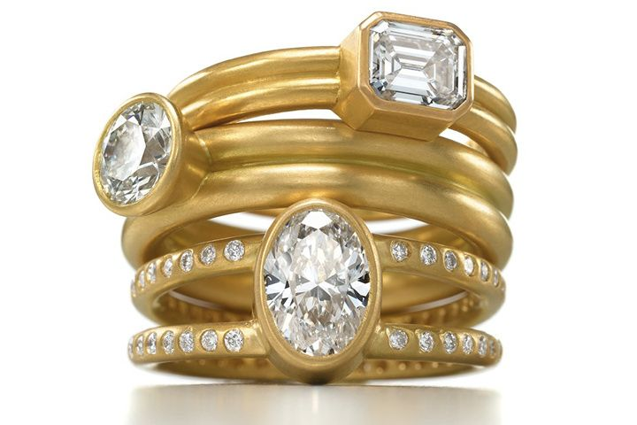RR Engagement Rings
