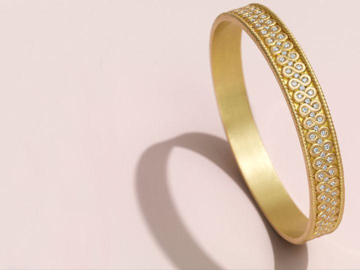 Tmx Rr Arabesque Bangle 51 984283 New York, NY wedding jewelry