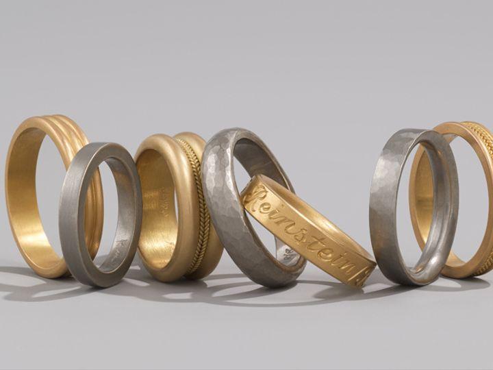Tmx Rr Bands On Grey 51 984283 New York, NY wedding jewelry