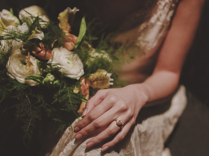 Tmx Rr Bride Model Sahara Ring Flowers 51 984283 New York, NY wedding jewelry