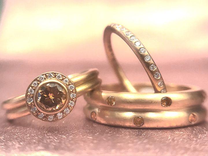Tmx Rr Cognac Diamond Group 51 984283 New York, NY wedding jewelry