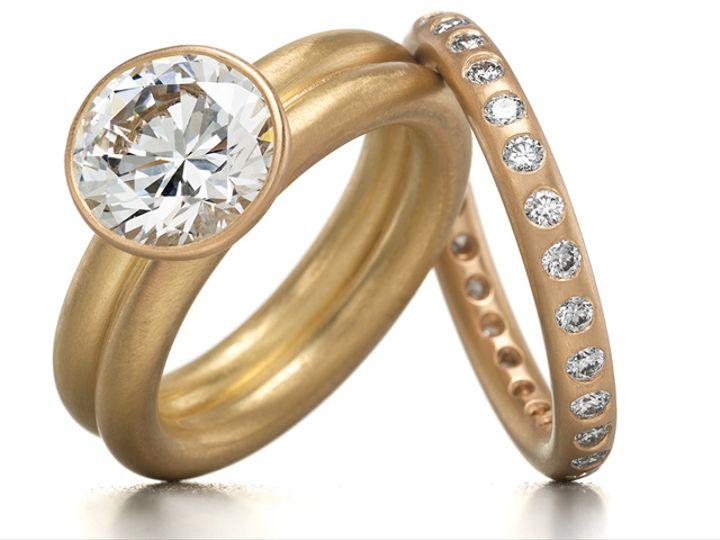 Tmx Rr Cone Set Diamond And Ring Stock Band 51 984283 New York, NY wedding jewelry