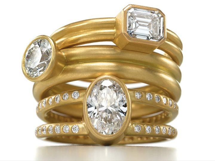 Tmx Rr Diamond Ring Stack 51 984283 New York, NY wedding jewelry