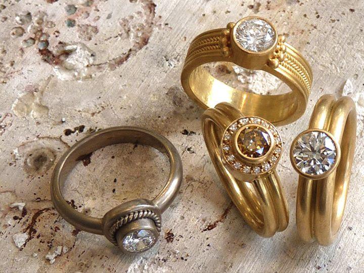 Tmx Rr Diamond Rings Workshop Group 51 984283 New York, NY wedding jewelry