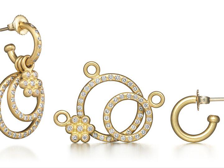 Tmx Rr Hoops Diamond Looips 51 984283 New York, NY wedding jewelry