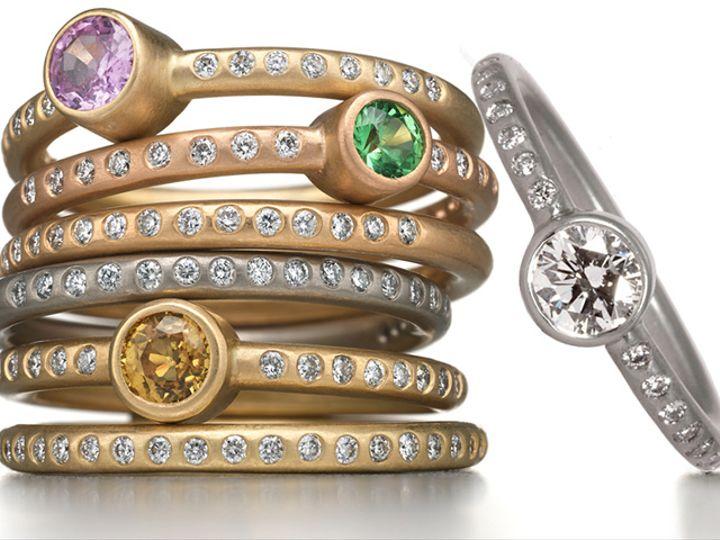 Tmx Rr Hoopstock Group 51 984283 New York, NY wedding jewelry