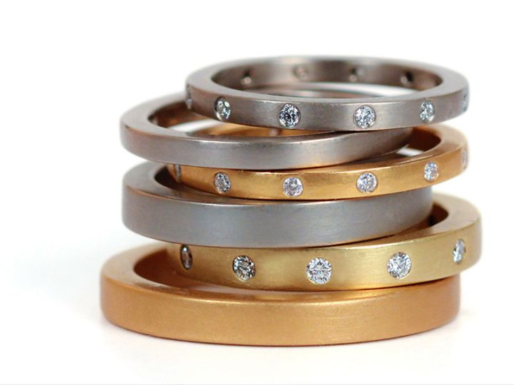 Tmx Rr Square Bands 51 984283 New York, NY wedding jewelry