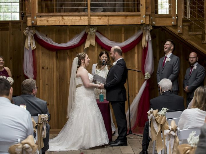 Tmx James And Breanna Laugh 51 1025283 Blairstown, NJ wedding officiant