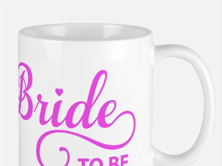 Tmx Bride To Be Mugs 51 1035283 V1 Los Angeles, CA wedding favor