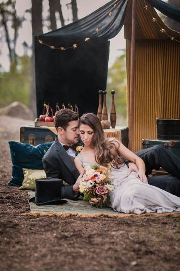 EB + Ty - Griffith Park, CA (styled shoot)