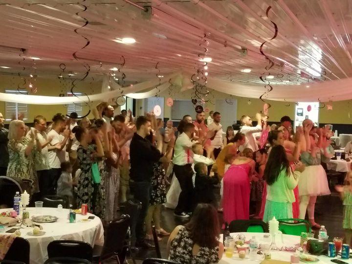 Filling the Dance Floor!