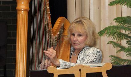 Karen Westgate, Harpist