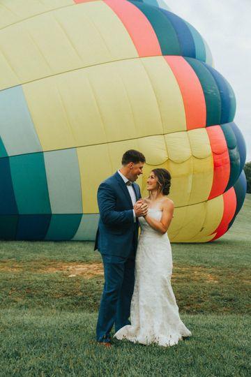 Hot air balloon Little Runaway