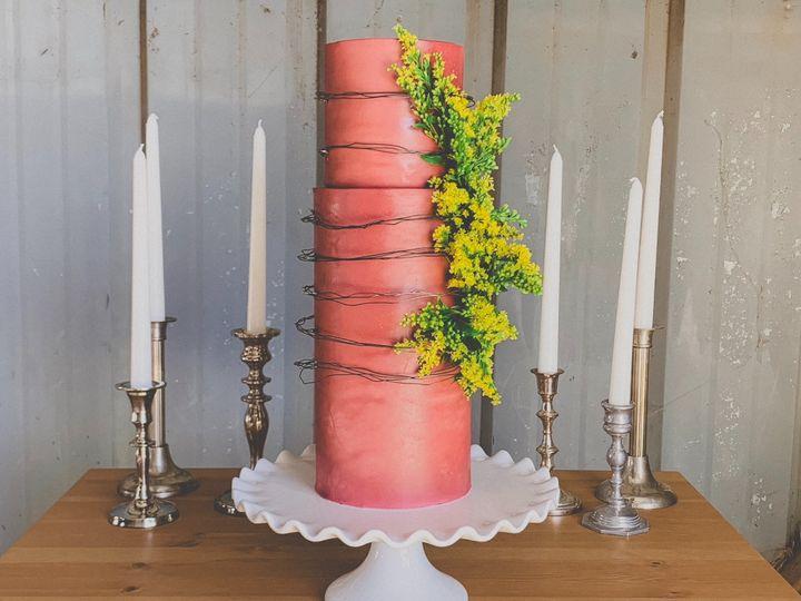 Tmx Img 1172 51 1067283 1573605986 Fowler, CA wedding cake